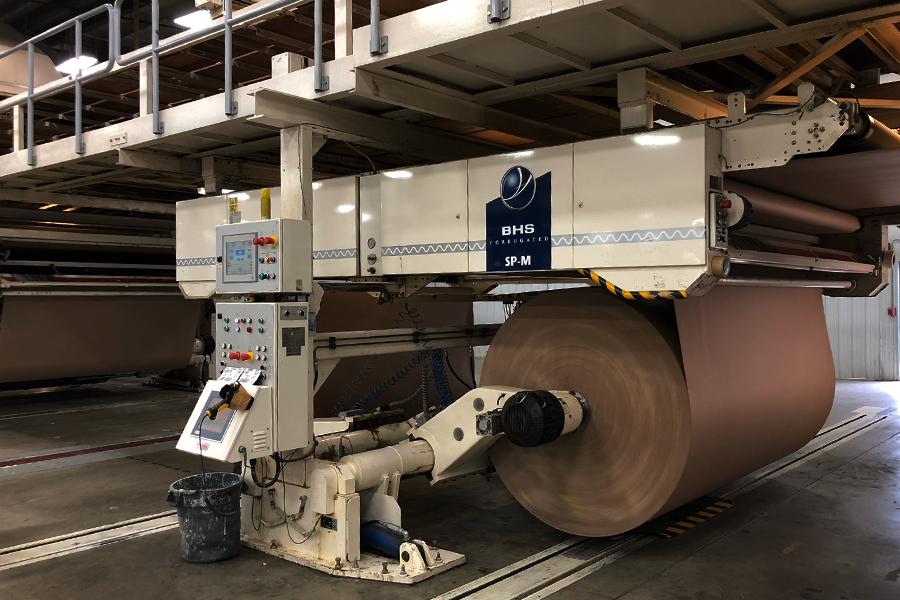 corrugated sheet manufacturer